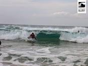 Fortgeschrittenes Surfen auf Fuerteventura   Bilder der Surfkurse vom 20. Dezember 2014