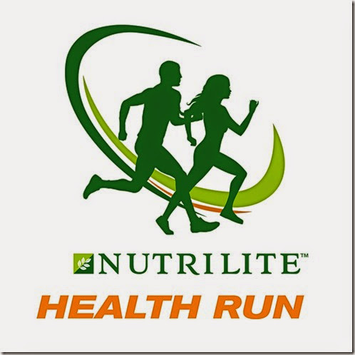 Nut-Health Run LOGO