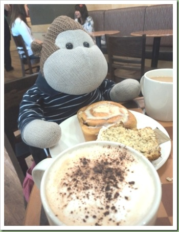 Manchester Costa Coffee 4