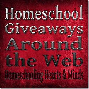 Homeschool Giveaways Around the Web (many ending SOON!)