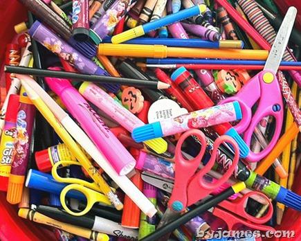 craft-clutter