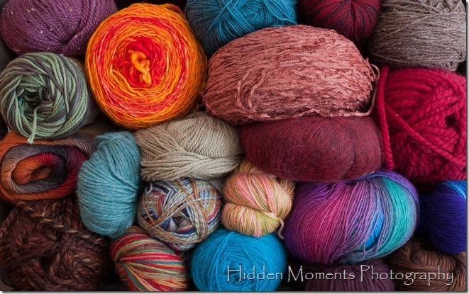 Fiber, yarn, remote control shooting