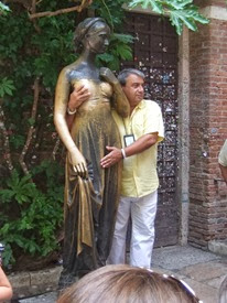 casa de Julieta, Verona