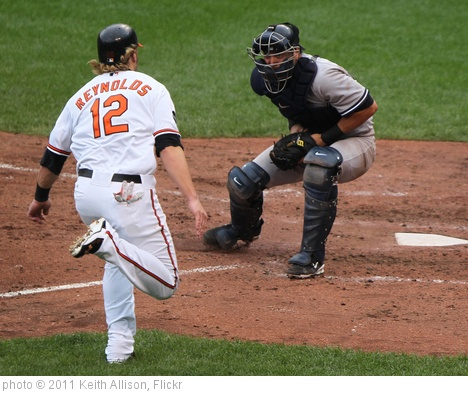 'Mark Reynolds, Francisco Cervelli' photo (c) 2011, Keith Allison - license: http://creativecommons.org/licenses/by-sa/2.0/