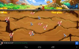 Screenshot of Đào Vàng HD