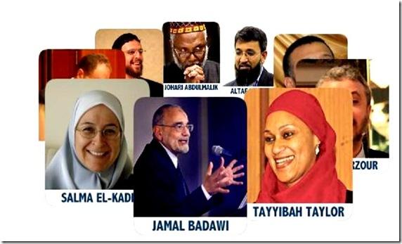 ISNA Speakers 2012
