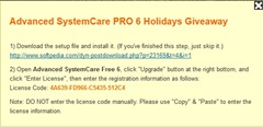 systemcare professional licence