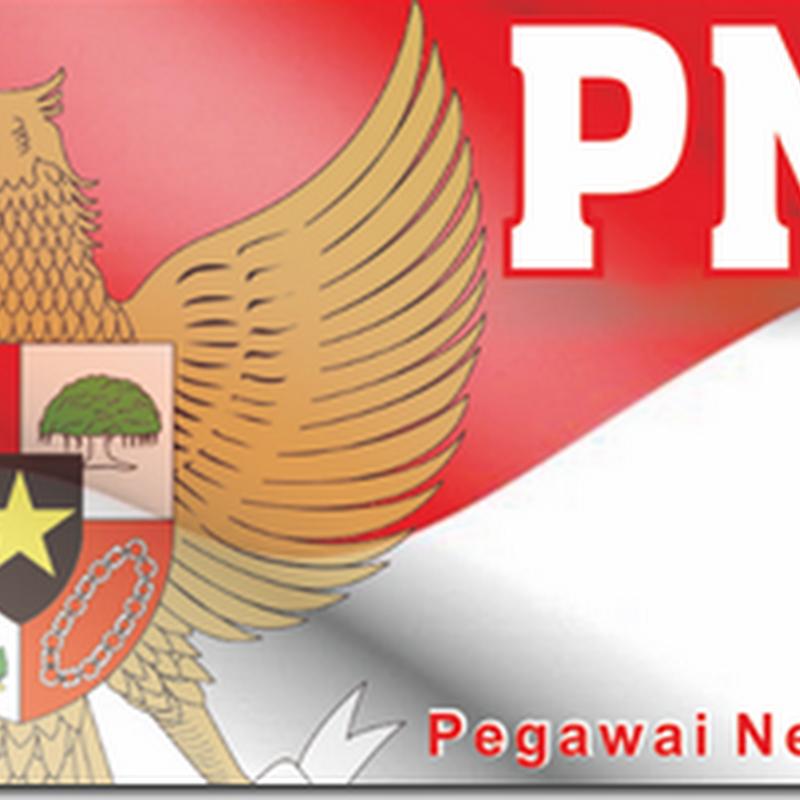 Download Daftar Gaji Pokok PNS 2014