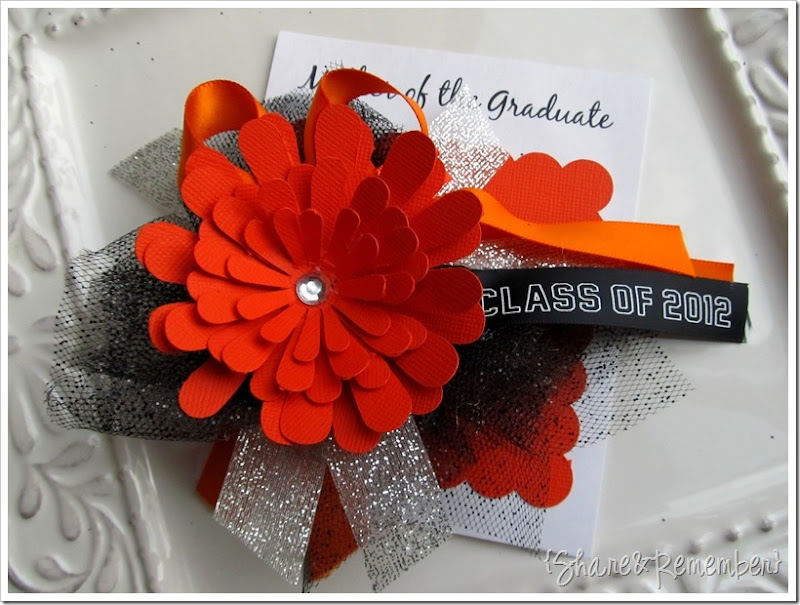 mother of the graduate corsage 2