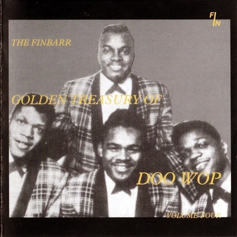 Golden Treasury of Doo Wop Vol 4 - Front
