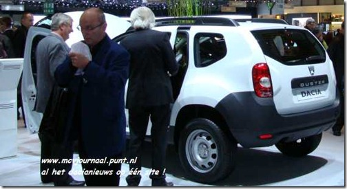 Dacia Duster Basis 01