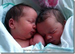 twin baby 2010