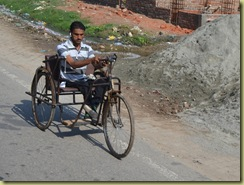 Polio tricycle