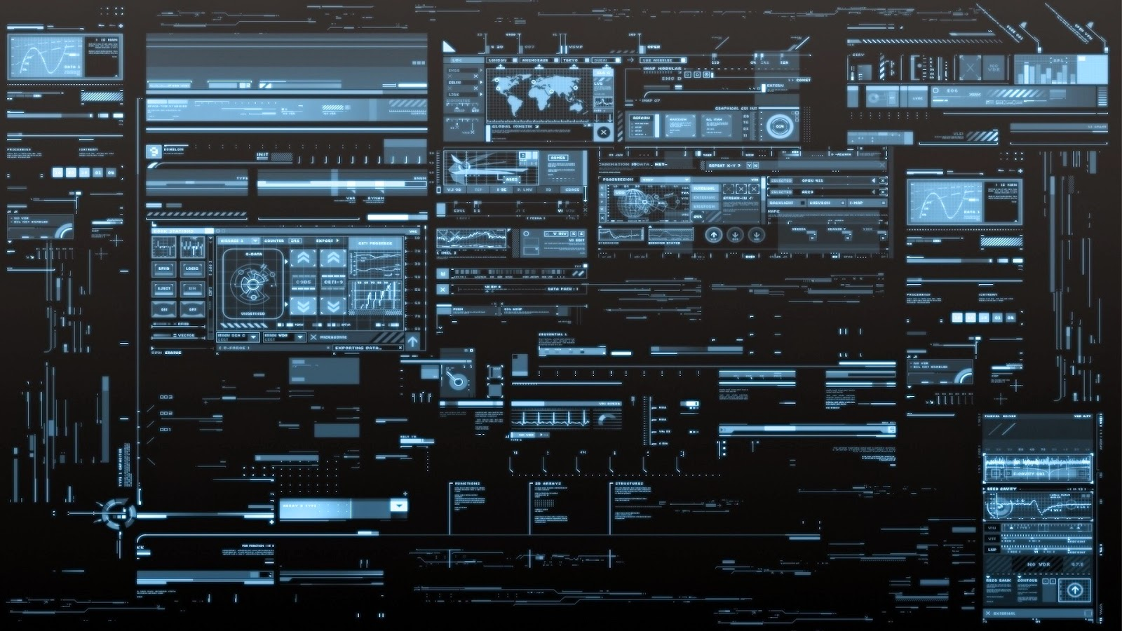 WeezyBuzz: Cool Tech Wallpapers