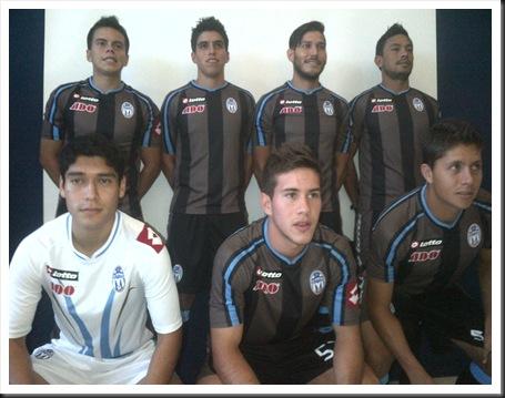 Los nuevos refuerzos de Venados del CF Mérida