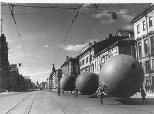1 Блокада Ленинграда 1942