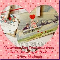 valentine post
