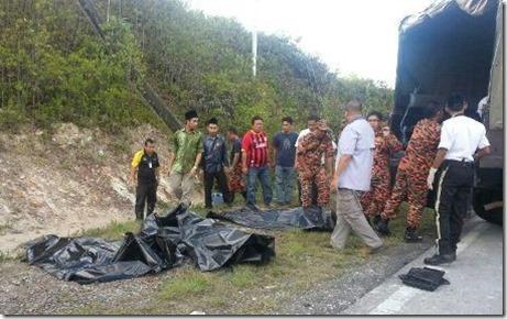 Empat pegawai JAKIM maut dalam kemalangan