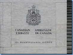 1564 Washington, D.C. - Canadian Embassy
