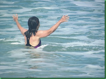 Bring on those waves
