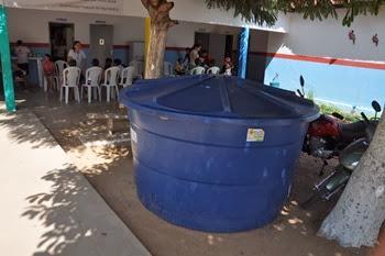 Prefeitura melhora qualidade da água distribuída aos alunos da rede municipal