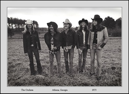 The Outlaws in Athens, Georgia 1975