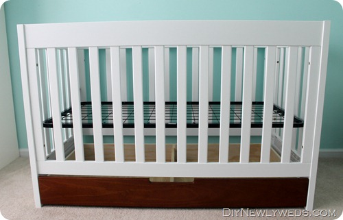 Baby Mod ParkLane Crib