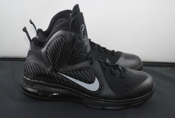 Nike LeBron 9 8220Blackout8221 8211 New Photos
