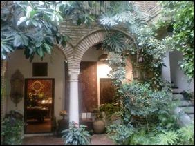Patio Casa Andalusí