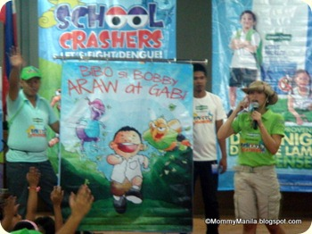 Green Cross School Crashers: Dengue Self-defense