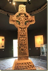 07.Clonmacnoise. Cruz de las Escrituras