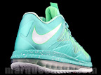 nike lebron 10 low gr green white 1 03 LEBRON X LOW, KOBE 8 and KD V   Nike Easter Collection