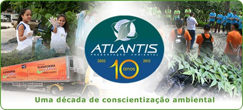 Banner Site Altantis 10 anos