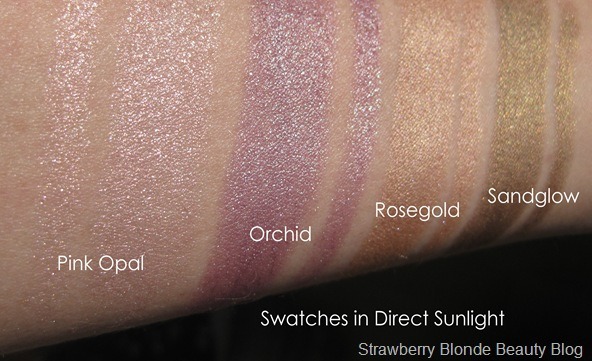 Laura-Mercier-Caviar-Stick-swatches-Pink-Opal-Orchid-Rosegold-Sandglow-pics