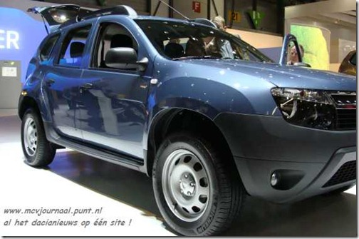 Dacia Duster Ambiance 04