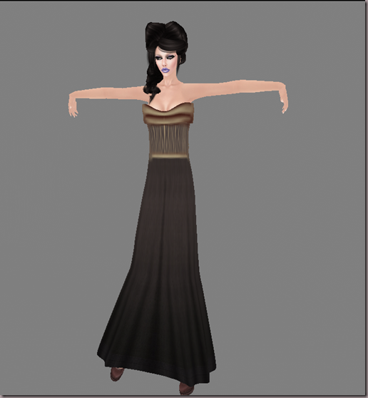 22769  ~ [mesh] longdress earth