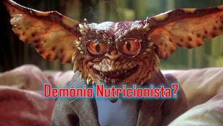 demônio nutriciosta - Priscila e Maxwell Palheta
