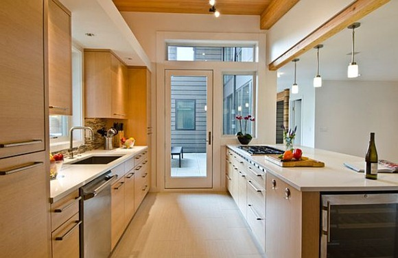 Cocinas ideales para departamentos peque os idecorar for Cocina para departamento pequeno