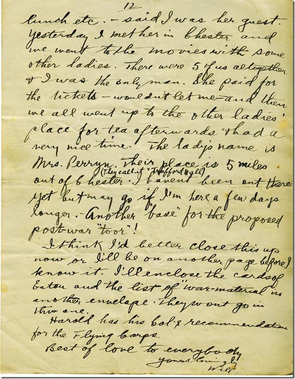 25 Oct 1917 12