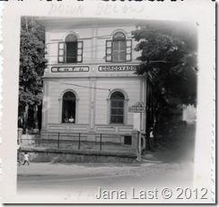 Building at Corcovado May 24 1952 Rio de Janeiro Brazil