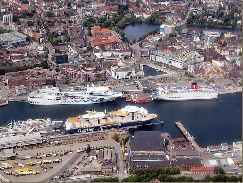 Foto aérea de Kiel 2