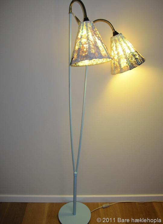 Lampe efter (aften)