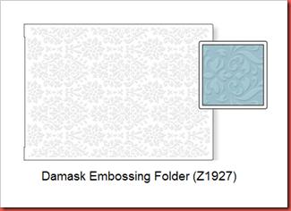 Emb Folder Damask