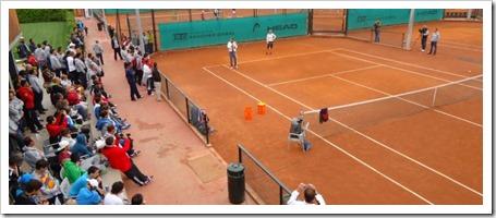 Gran éxito de los HEAD Fusion Days 2012, jornadas formativas para técnicos en Barcelona academia sanchez casal