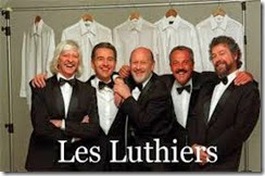 Les Luthiers tickets
