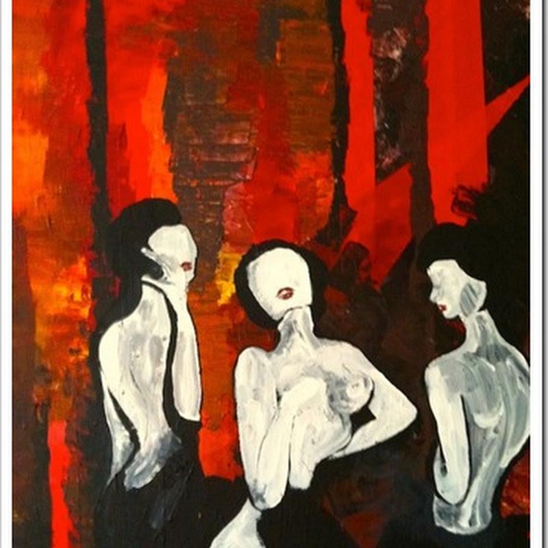Peyton Rack - Painting Lavishly - Speaking Frankly