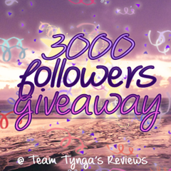 3000 followers giveaway!