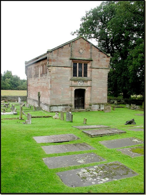The Stanley Mausoleum, Nether Alderley