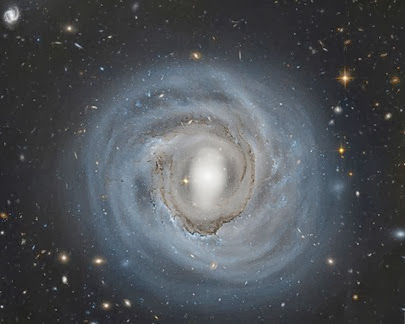 galáxia NGC 4921