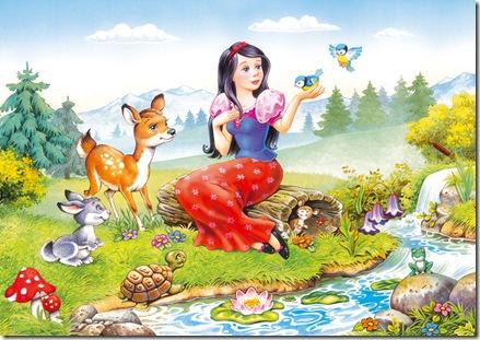 Blancanieves,Schneewittchen,Snow White and the Seven Dwarfs (10)